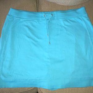 Jones New York Skort Size L Great Color. Cotton!